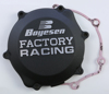 Black Factory Racing Clutch Cover - 02-18 Yamaha YZ85