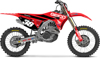 2019 Geico Honda Complete Graphics Kit Black - For 2019 CRF250R