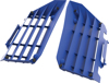 Radiator Louver Cover (Blue) - For 14-18 Yamaha YZ250F YZ450F WR250F