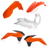 Plastic Kit Original '16 - For 14-16 KTM
