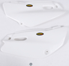 Replica Side Panels White - For 00-11 Yamaha TTR125