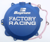 FACTORY RACING - CLUTCH COVER BLUE Husqvarna 250/KTM 250/350 Models