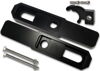 "4""-8"" Black Billet Swing Arm Extension"