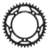 Steel Rear Sprocket 41T Black - For 00-16 Triumph Suzuki