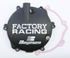 FACTORY RACING - CLUTCH COVER BLACK 94-04 Yamaha YZ125