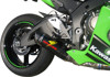 Carbon & Titanium Cat Elim Slip On Exhaust