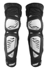 Knee & Shin Guard 3DF Hybrid EXT Jr Junior Black/White