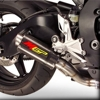 Carbon Fiber MGP Growler Slip On Exhaust - 08-16 Honda CBR1000RR