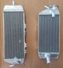 Motorcycle Replacement Radiator Set - 06-08 Kawasaki KX250F