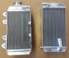 Motorcycle Replacement Radiator Set - 02-04 Honda CRF450R