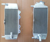 Motorcycle Replacement Radiator Set - 01-05 Yamaha YZ250F WR250F