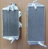 Motorcycle Replacement Radiator Set - 06-07 Kawasaki KX450F