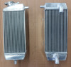 Motorcycle Replacement Radiator Set - 04-06 Suzuki RMZ250