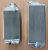 Motorcycle Replacement Radiator Set - 07-09 Suzuki RMZ250