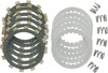 DRCF Complete Clutch Kit - CFK Plates, Steels, & Springs