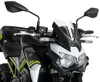 Naked New Gen Sport Windscreen - Clear - For 20-21 Kawasaki Z900
