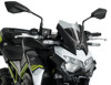 Naked New Gen Sport Windscreen - Smoke - For 20-21 Kawasaki Z900