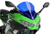 Z-Racing Windscreen - Blue - For 18-21 Kawasaki Ninja 400