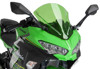 Z-Racing Windscreen - Green - For 18-21 Kawasaki Ninja 400