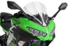 Z-Racing Windscreen - Clear - For 18-21 Kawasaki Ninja 400