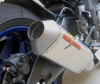 Yamaha R1 Cat Eliminator Titanium Slip On Exhaust