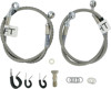 CycleFlex Stainless Steel Front Brake 2 Line Race Kit - 99-06 Honda CBR600F4/F4i
