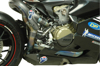 Relevance Titanium CuNb Full Exhaust - 12-18 Ducati Panigale 959/1199/1299