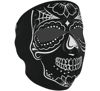 Full Face Mask - Calavera Glow In The Dark