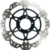 VEE Style Brake Rotor - Black Center