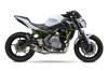 Race Alpha Works Stainless Full Exhaust - Kawasaki Z/Ninja 650
