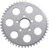 7075 T-651 Aluminum 49T Rear Sprocket Chrome - For 86-13 Harley