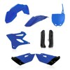 Full Plastic Kit - Original '21 - For 19-21 Yamaha YZ85