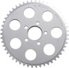 7075 T-651 Aluminum 51T Rear Sprocket Chrome - For 86-13 Harley