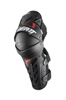 Black/Red Knee & Shin Guard Dual Axis - S / M