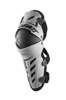 White/Black Knee & Shin Guard Dual Axis - XX-Large