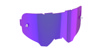 Purple 30% Lens IRIZ - mirror lens with permanent anti-fog