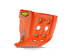 Skid Plate Orange - For 16-18 KTM SXF/XCF Hsqv FX/FC 250/350