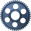 HY-VO Bottom Sprocket 47T - For 16-19 Arctic Cat Textron