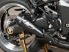 Black GP Dual Slip On Exhaust - For 10-19 Z1000 & Ninja 1000