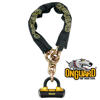 OnGuard Mastiff 4' 10mm Chain and Lock for Motorcycle Scooter ATV Bicycle - OnGuard Mastiff Chain and Lock