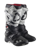Black & White 5.5 MX FlexLock Boot - #US13/UK12/EU48/CM31.5