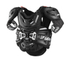 Black Chest Protector 5.5 Pro HD - Standard Size