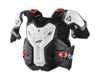 White 6.5 Chest Protector Pro - L / XL 172-184cm