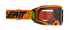 Neon Orange Light Grey 58% Goggles Velocity 5.5